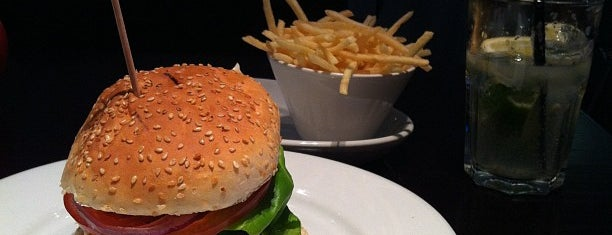 Gourmet Burger Kitchen is one of Destination East London.
