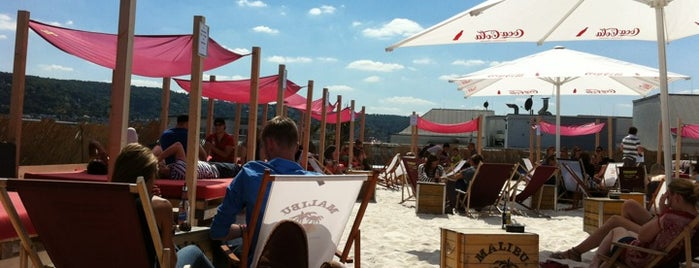 Sky Beach Stuttgart is one of M.