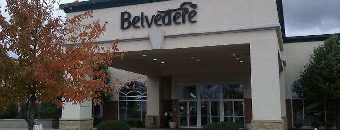 Belvedere Events & Banquets is one of สถานที่ที่บันทึกไว้ของ Jojo & Gizep.