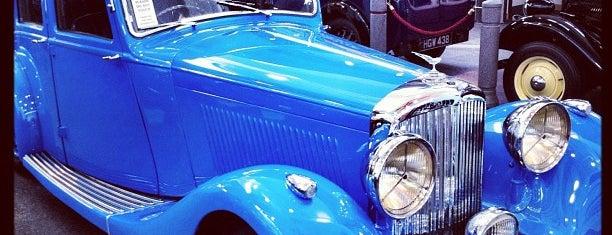 Lakeland Motor Museum is one of Bucket List for Gearheads.