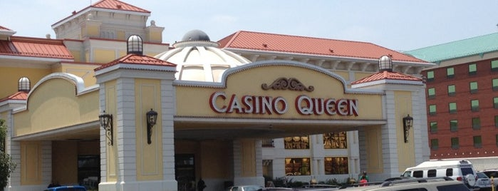 Casino Queen is one of Places to Visit in the STL.