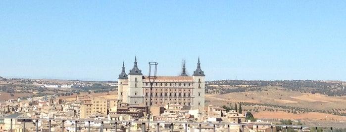 Hotel Parador de Toledo is one of Madrid 🇪🇸.