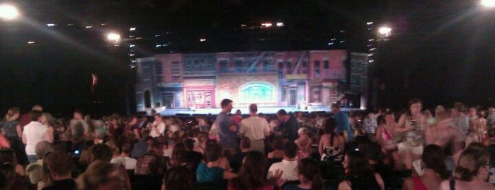 The Muny is one of St. Louis on the Cheap.