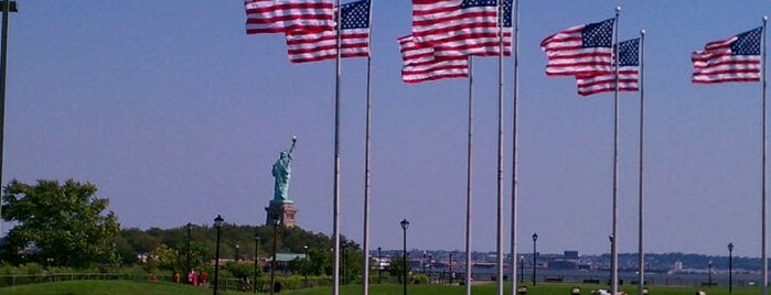 Liberty State Park is one of New York state N,Y.