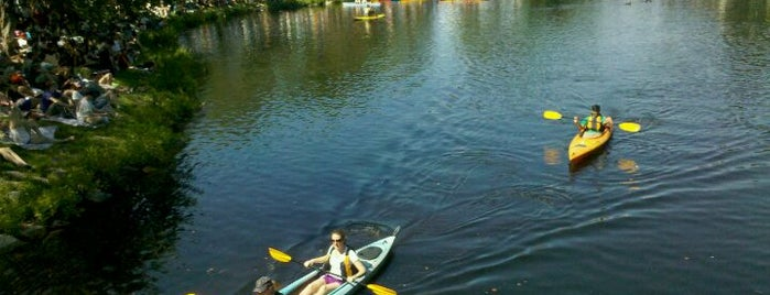 Charles River is one of Faves.