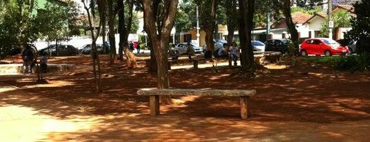 Praça Haruo Uoya is one of Locais curtidos por Fabio.