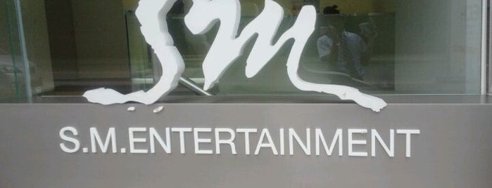 S.M. Entertainment is one of #seoul5evr.