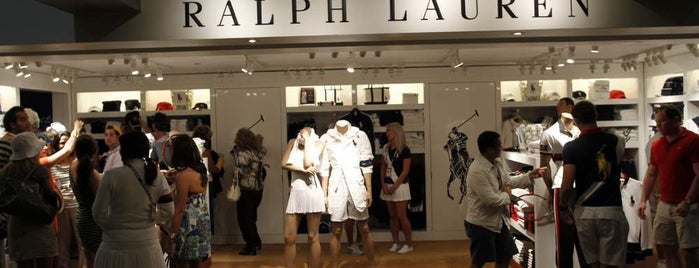 Ralph Lauren US Open Shop (Arthur Ashe Stadium) is one of US Open Shopping.