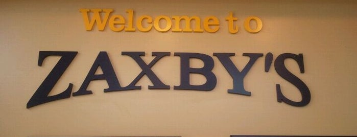 Zaxby's Chicken Fingers & Buffalo Wings is one of Christy's Liked Places.