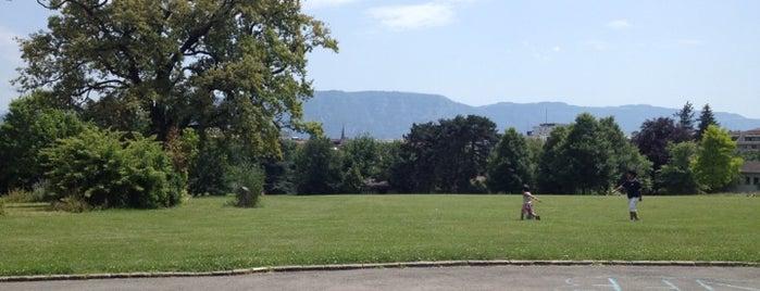 Parc Trembley is one of Genève 🇨🇭.