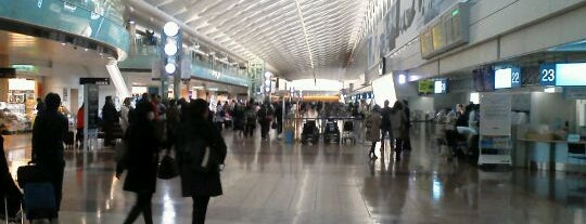 Flughafen Tokio-Haneda (HND) is one of สนามบินนานาชาติ (1).