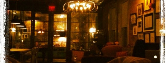 Soho House 6th Floor Bar is one of Orte, die IrmaZandl gefallen.