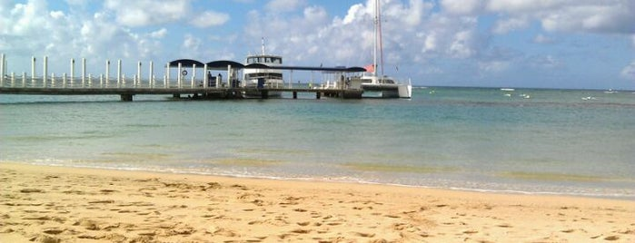 Duke Kahanamoku Beach is one of The Beaches in Hawaii.
