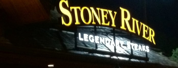 Stoney River Legendary Steaks is one of Nashville.