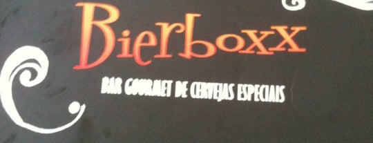Bar Bierboxx is one of Beer's Paradises.