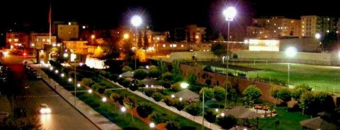 Osmanlı Parkı is one of RIDVAN 님이 좋아한 장소.
