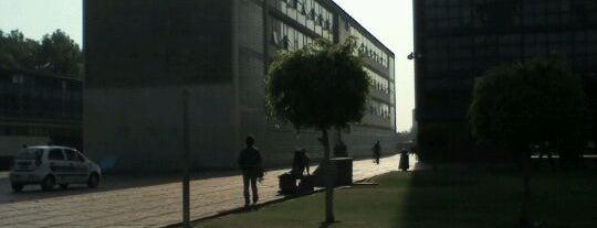 Facultad de Economía is one of Universidades Ciudad de México.