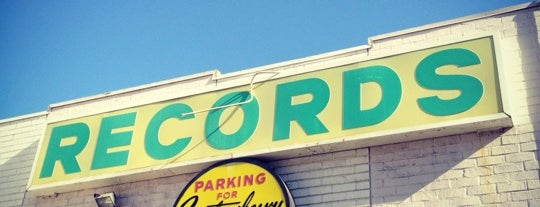 Canterbury Records is one of Over There & Pasadena.