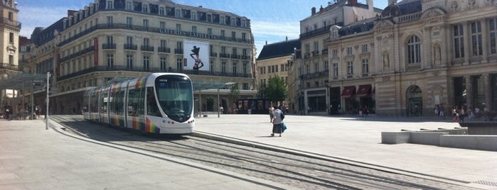 Place du Ralliement is one of France.