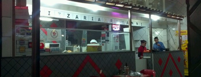Romanni Pizzaria e Esfiharia is one of Orte, die K. gefallen.