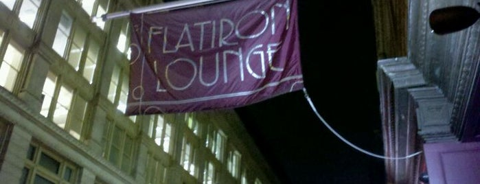 Flatiron Lounge is one of Good Drinks.