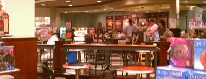 Barnes & Noble Cafe is one of Coffee Shops of Savannah.