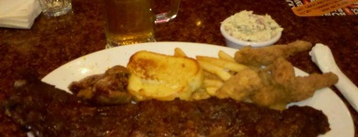 Smokey Bones is one of Favorite Places to Get BBQ around Dayton, Ohio.