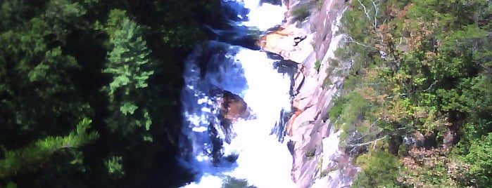 Tallulah Gorge State Park is one of Best Places to Check out in United States Pt 1.