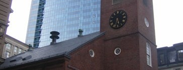 Old South Meeting House is one of Partners in Preservation-Boston.