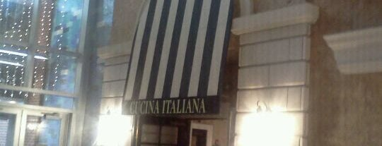 BRAVO Cucina Italiana is one of Lugares favoritos de Fran.