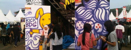 Lapangan Gasibu is one of Bandung Tourism: Parijs Van Java.