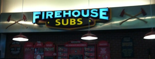 Firehouse Subs is one of Tempat yang Disukai Alberto J S.