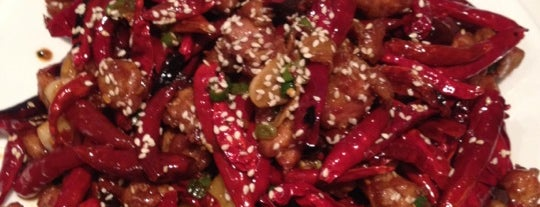 Grand Sichuan is one of Jersey City Eats.
