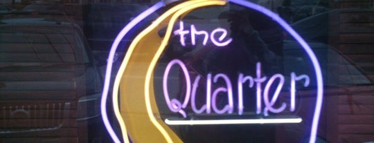 The Quarter Bar is one of Must-visit Nightlife Spots in Dallas.
