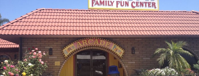 Golf N' Stuff Family Fun Center is one of California - In & Around L.A. & Hollywood.