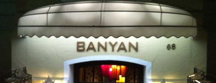 Banyan is one of Eat.