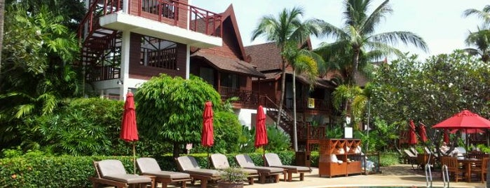 Amari Palm Reef Koh Samui is one of Gordon 님이 좋아한 장소.