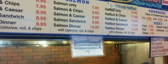 Salmon Cooker is one of Seattle Seafood Restaurants.