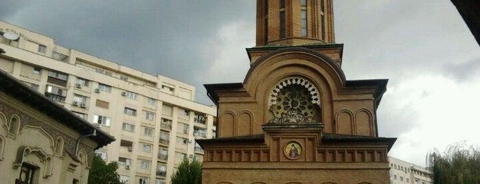 "Biserica Mânăstirii ""Antim Ivireanul"" is one of Posti che sono piaciuti a Carl."