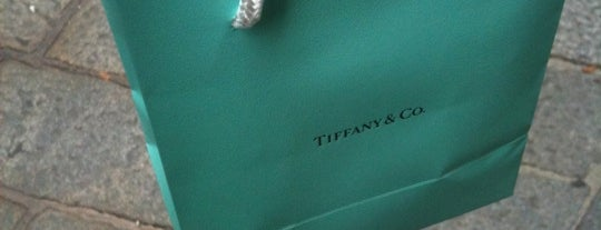 Tiffany & Co. is one of American Express - Venue list.