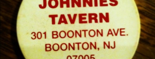 Johnnie's Tavern is one of 973 Bars - Bottoms Up.