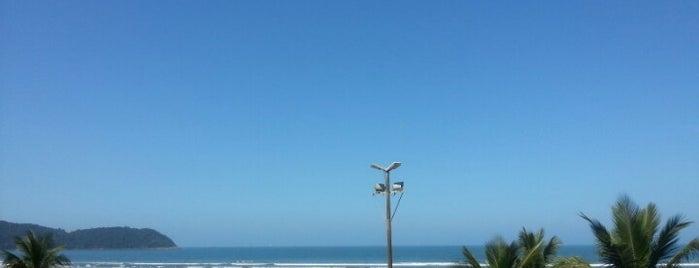 Praia da Guilhermina is one of Tempat yang Disukai Luls.
