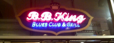 B.B. King Blues Club & Grill is one of #NYC2017.