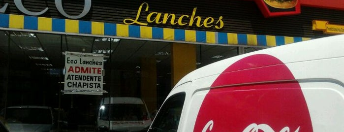 Eco Lanches is one of Comida.