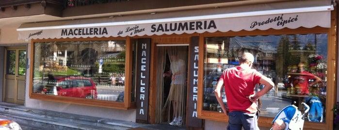 Macelleria Salumeria Da Lucio is one of virgo.