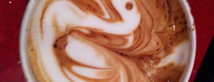 Caffè Art Java is one of The Foodie List (Montreal).