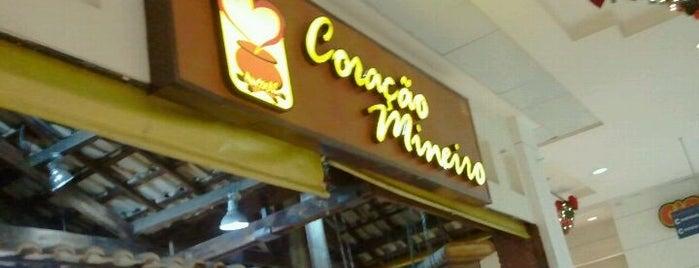 Coração Mineiro is one of Locais curtidos por Harlen.