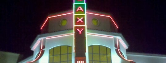 Galaxy Colony Square Theatres is one of Scott: сохраненные места.