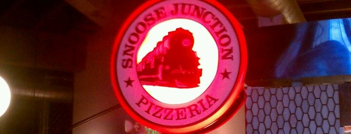 Snoose Junction Pizzeria is one of Seattle Eats.