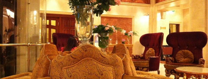 Lobby Lounge Premier Palace Hotel is one of Gourmet Club Members.